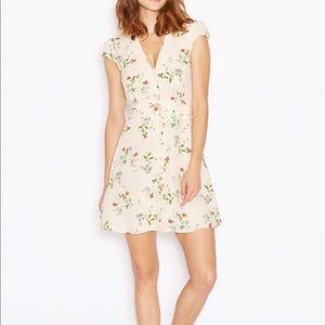 NWT Topshop Floral Tea Dress